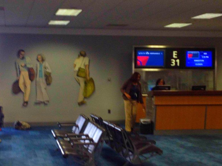 charlotte aeropuerto