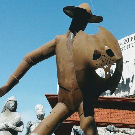 Ciudades sin Memoria: La Rotonda de Sonorenses Ilustres