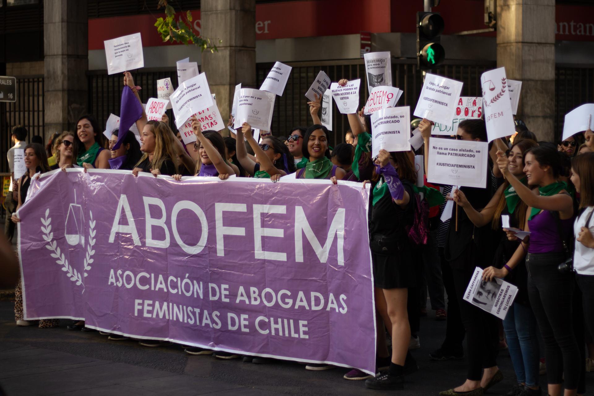 Marcha Feminista - 08/03/2019