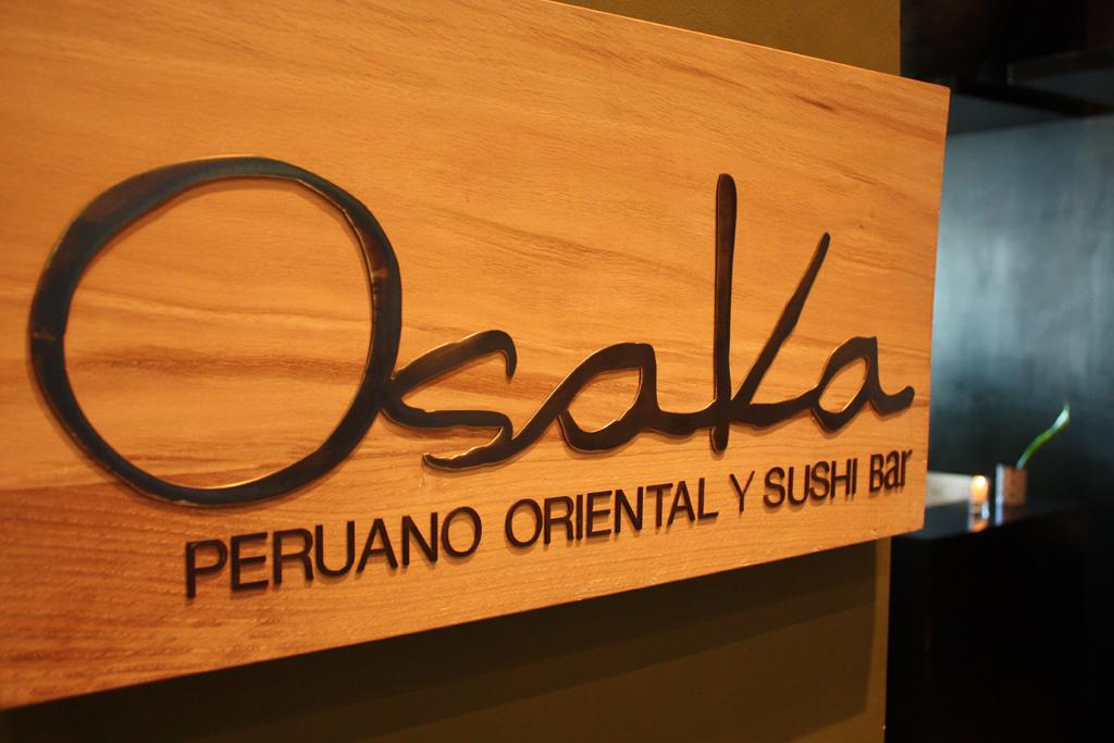 Comer en Santiago de Chile la cocina nikkei del Osaka