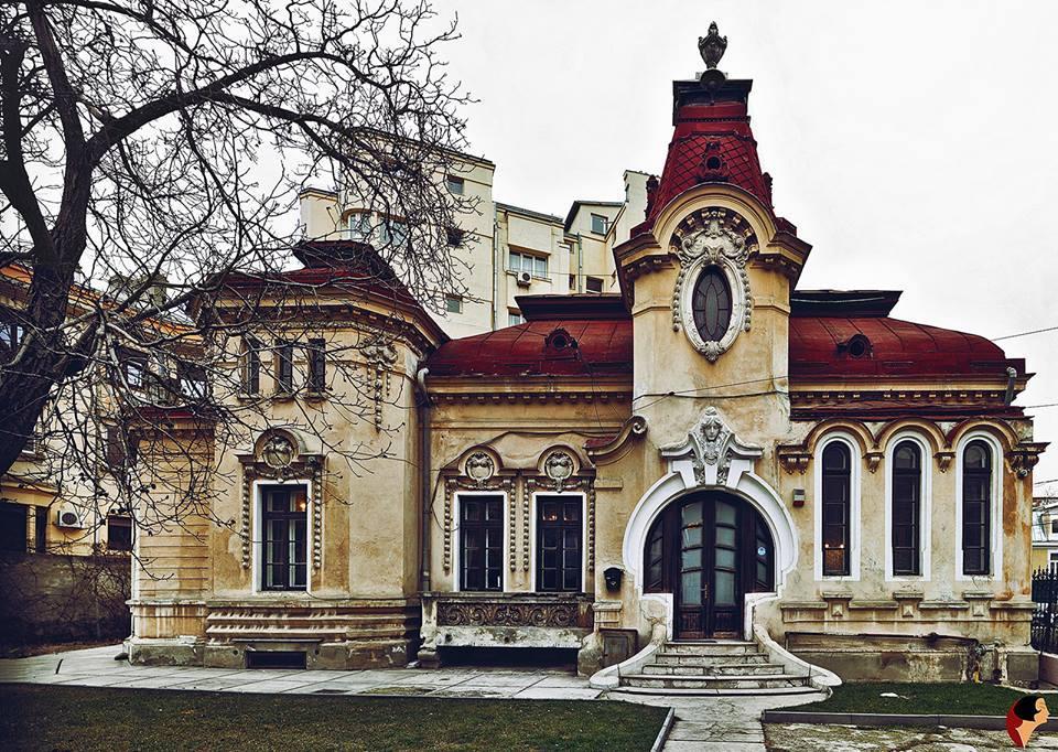 Este Casa Dinu Lipatti, pe Bd. Lascar Catargiu