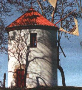 El Molino del Boucelo tras la restauración llevada a cabo por el Concello de Miño