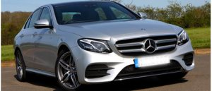 Mercedes E Class Luxury Airport Transfers Service London