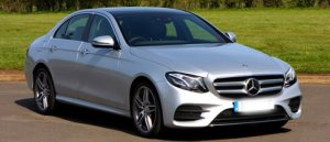 Mercedes E Class Rent a Car with Driver