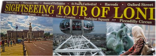places to visit in london sightseeing