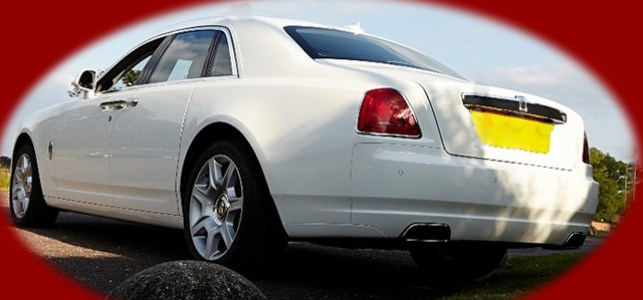 White-Rolls-Royce-Ghost-Wedding-Cars-Hire
