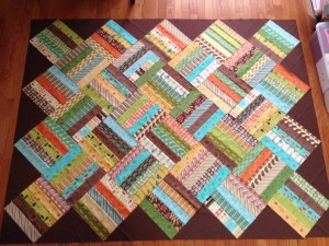 S'More Love Series Quilts (Part 1)