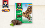 Thin Mint® Quaker® Chewy® granola bars
