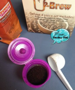 U-Brew Refillable K-Cup Set
