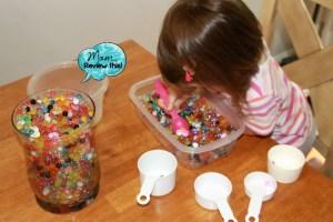 Sensory Fun Water Beads