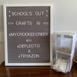School's Out, Craft's In with Deflecto® (+freebie!)