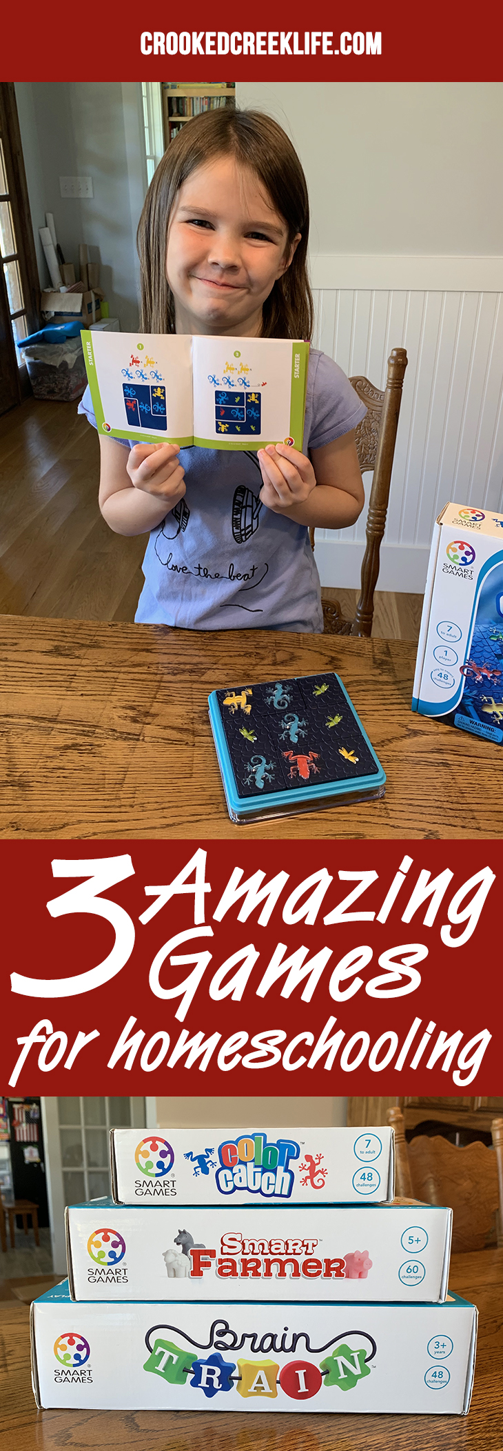3 Amazing New Homeschool Games