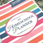 The Simplified Homeschool Planner {review}