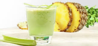 Pineapple, Celery and Ginger – Oh My!