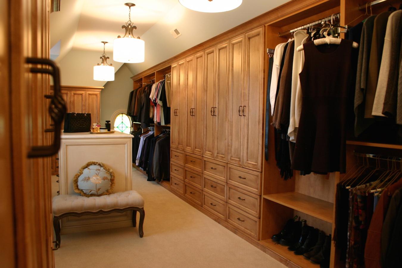 Custom Closet Design Portfolio  Chicago Closets Cabinets