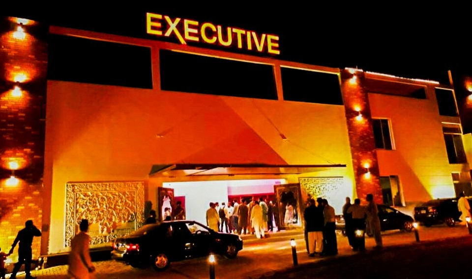 Executive Marquees  Wedding  Party Halls in Islamabad