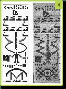 Comparaison des messages d'Arecibo (1974) et de Chibolton (2001)