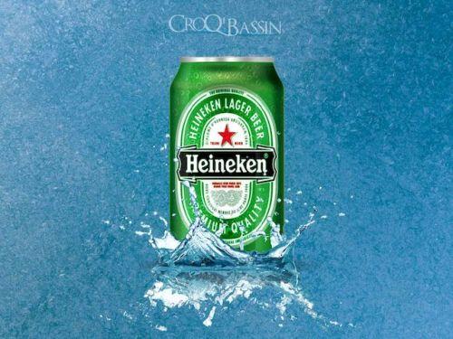 1 Heineken