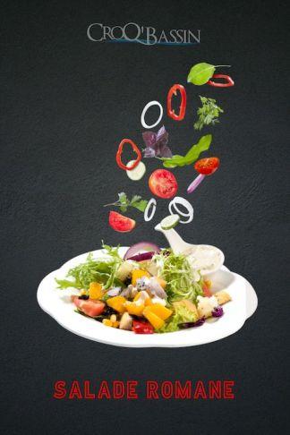 1 salade romane