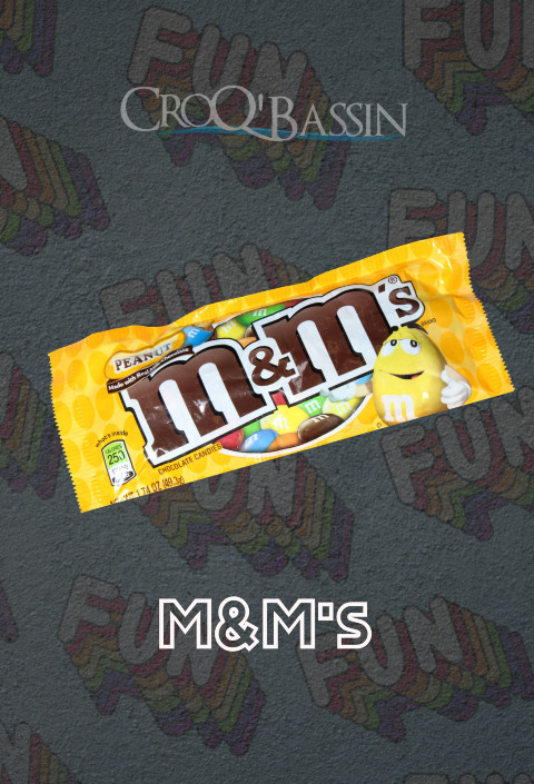 1 M&M's
