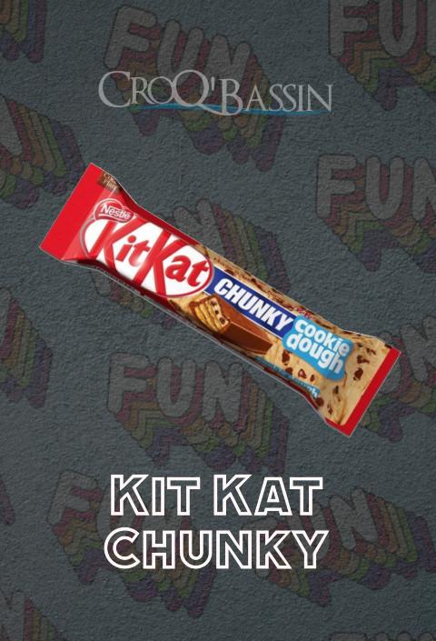 1 kit kat chunky