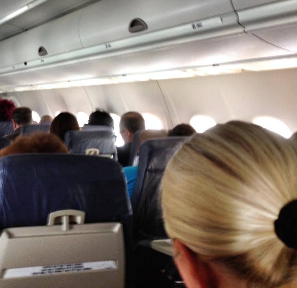 Why airlines can legally bump passengers, and why it's all your fault.