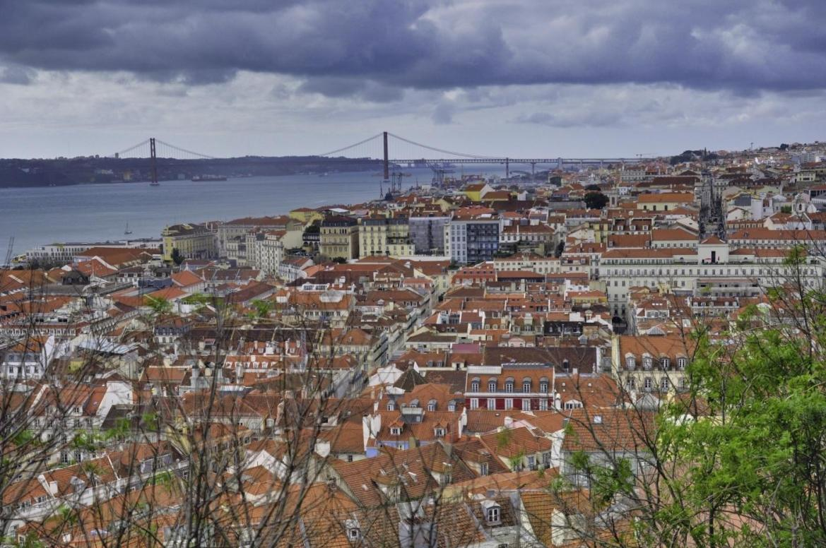 Lisbon is the city San Francisco could've been if the Internet hadn't totally effed it up.