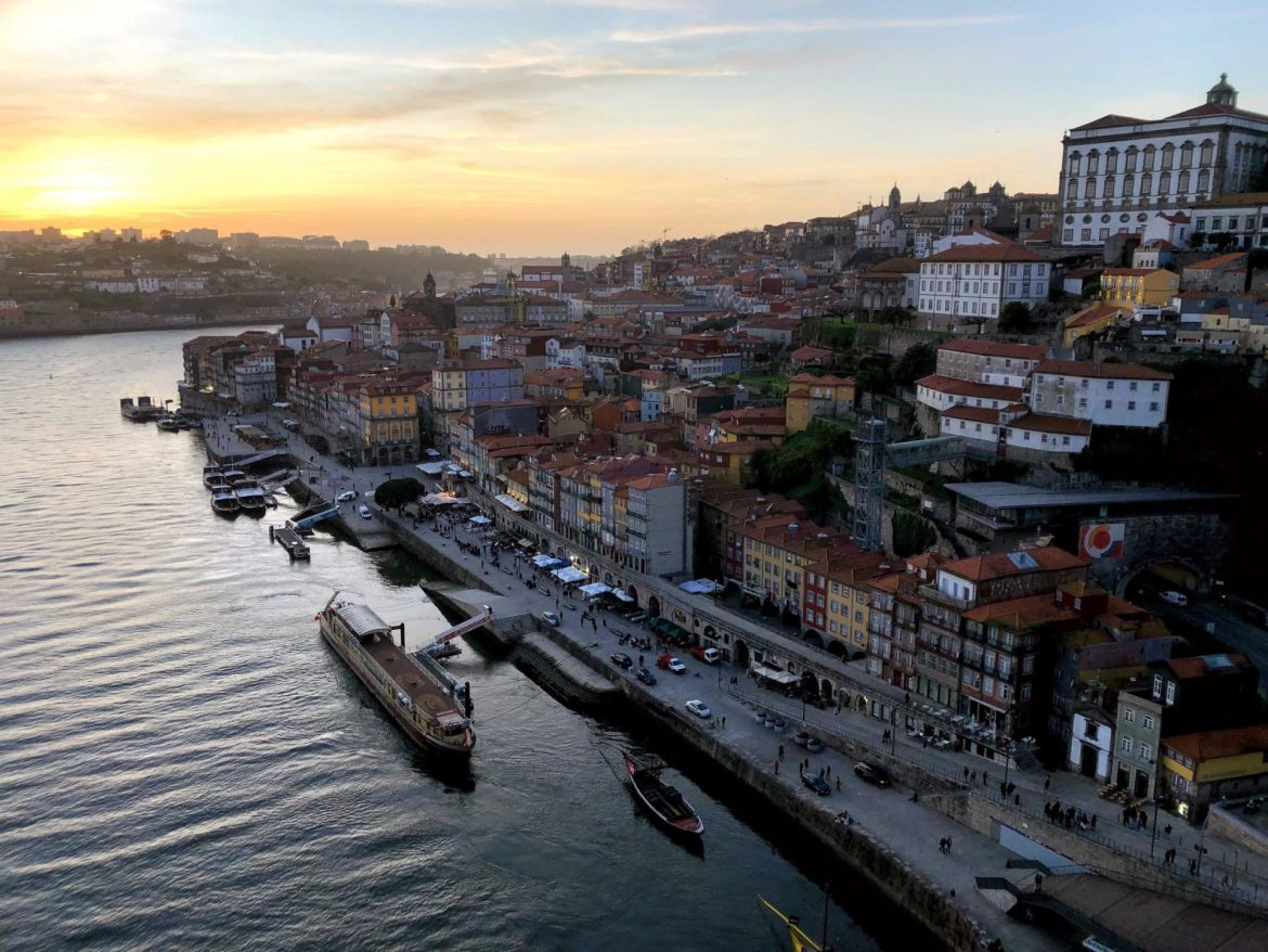 No city crams in more Europe per square inch than Porto, Portugal.