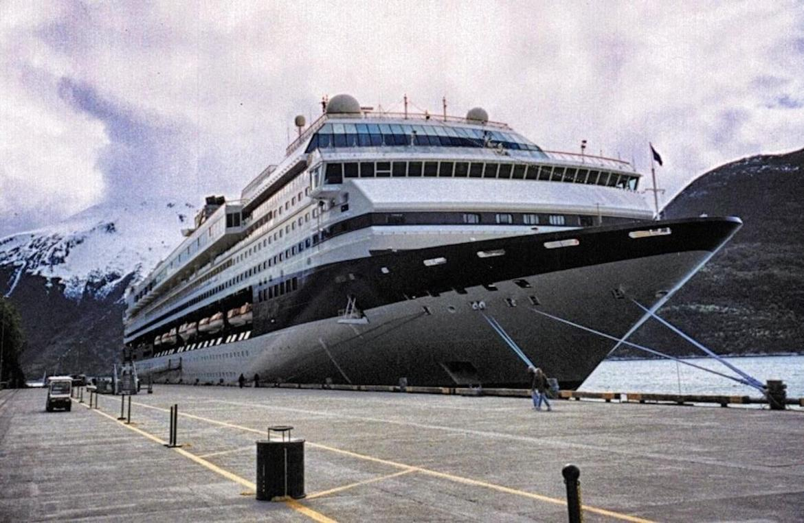 Alaska, the final frontier: These are the voyages of the cruise ship Mercury.
