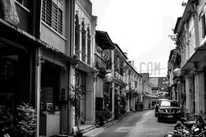 Old Town, Phuket Thailand
