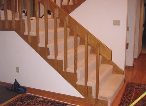 Staircase Railing Replacement  croselemkecom