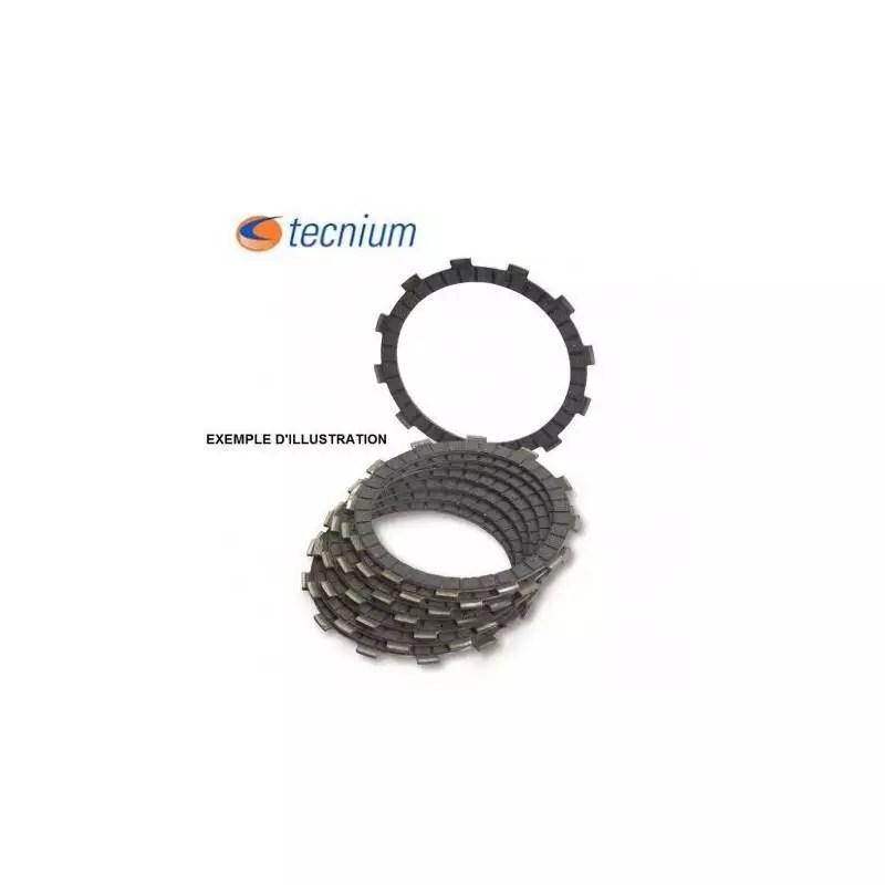 Disque embrayage garnis TECNIUM pour HUSQVARNA TC610 CR360