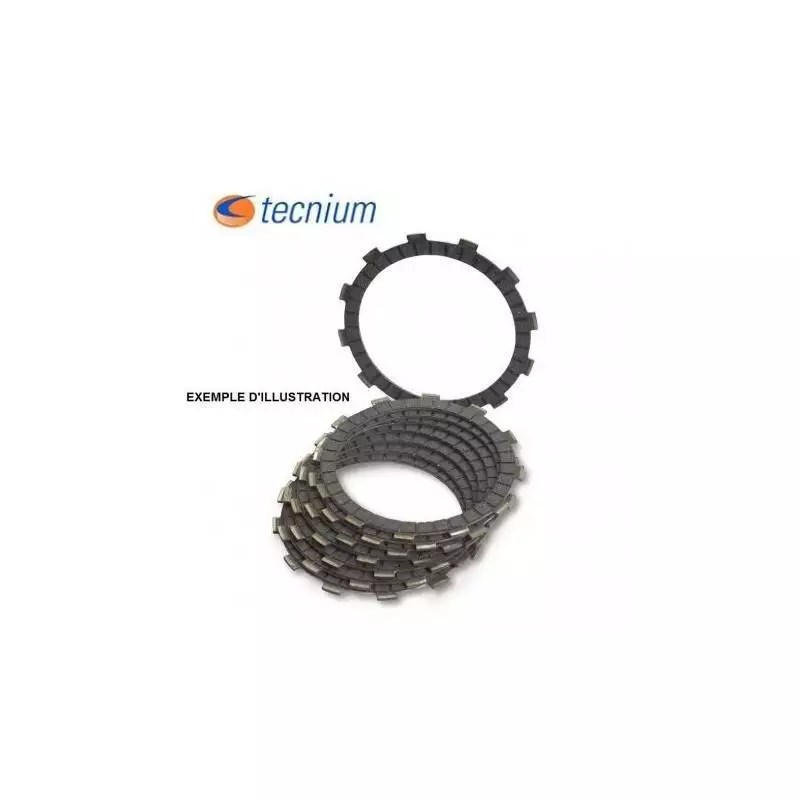 Disque embrayage garnis TECNIUM KTM SX EXC 540 525 520 450