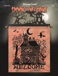 Cross Stitch Corner | Stoney Creek Collection - Spooky Welcome