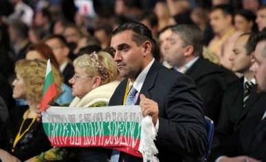 Българският трибагреник се вя пред очите на Путин /видео/
