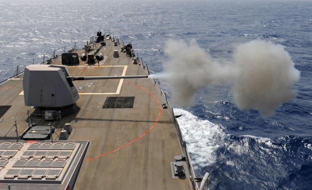 USS Truxtun ще се включи във военното учение в Черно море