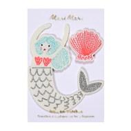 Meri Meri Iron On Patch Mermaid