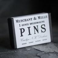 Merchant & Mills Dressmaking Pins