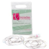 Lazadas Super Flexible Knitting Blocking Wires Delux