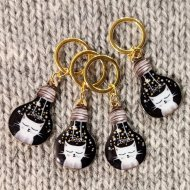 Dreaming Stitch Markers
