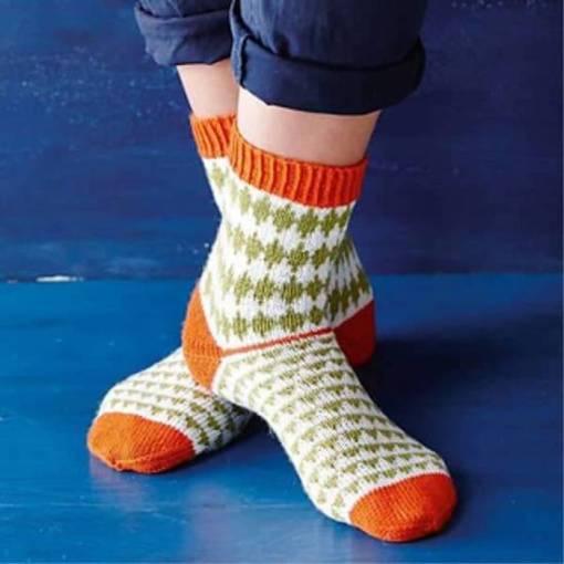 socks from Soxxbook 2 Kerstin Balke