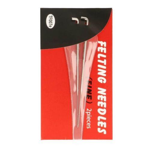 Tulip felting needles pack of 2