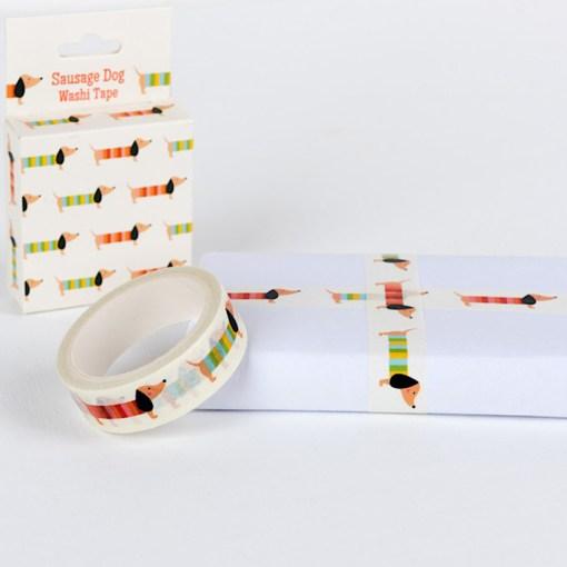 Rex London Sausage Dog Washi Tape