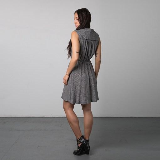 Harwood Dress Back