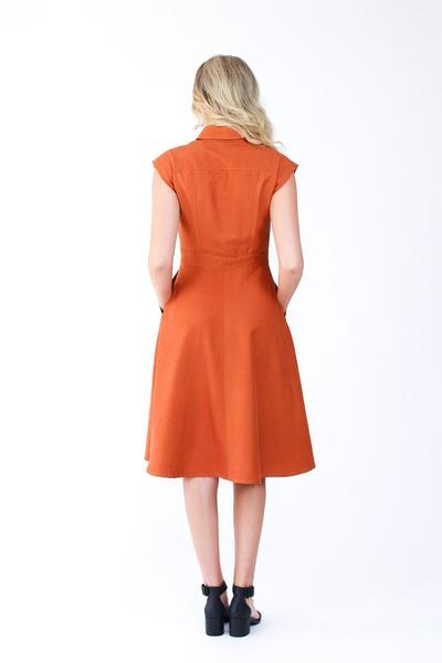 Matilda Dress Back