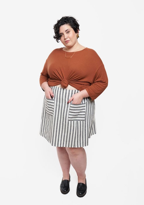 Reed Skirt View C