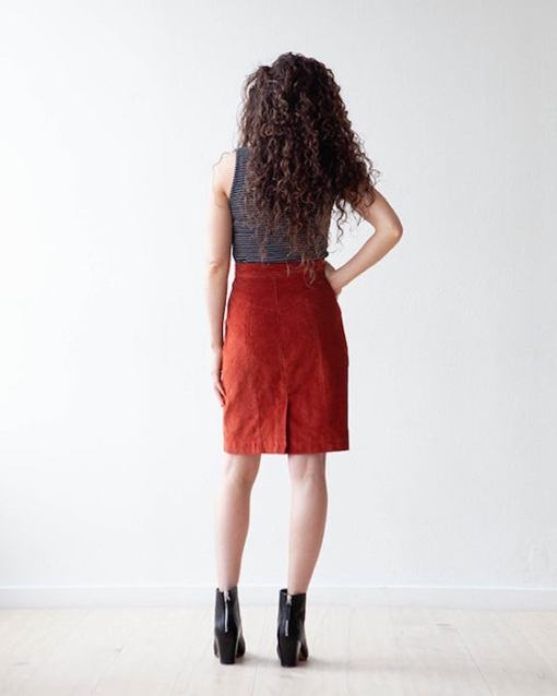 Salida Skirt Back