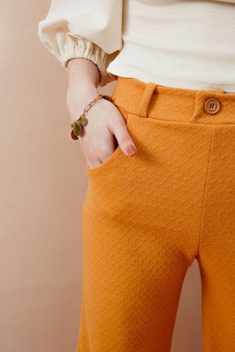 The Joan Trousers Waist