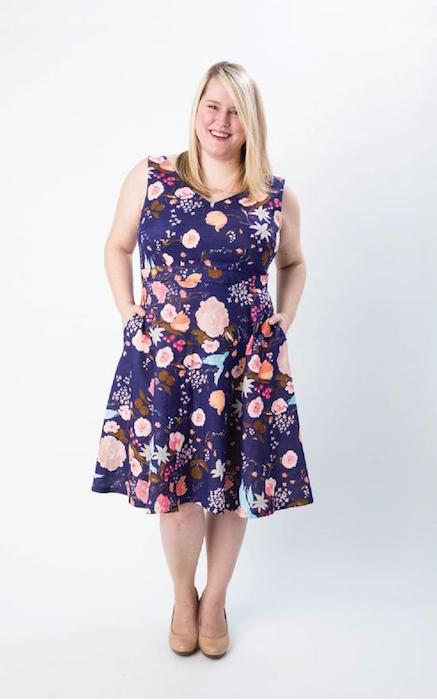 Cashmerette - Upton Dress Pattern