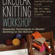 The front cover Circular Knitting Workshop